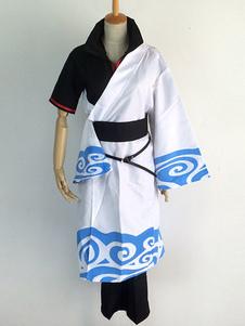 Gintama Sakata Gintoki косплей костюм Хэллоуин