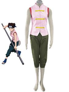 Costume Carnevale Pantaloni di Naruto 1 ° Tenten cosplay costume