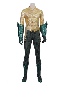 Carnaval Aquaman Arthur Curry película de Halloween Cosplay traje