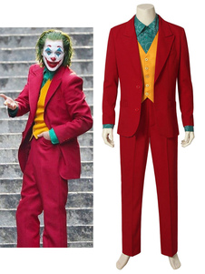 Carnevale The Joker Film 2020 Cosplay Arthur Fleck Set di cosplay