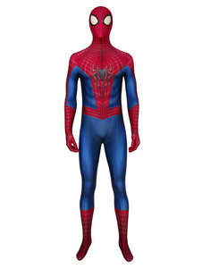 O terno Amazing Spider Man Cosplay Cosplay