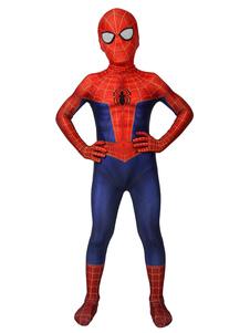 الرجل العنكبوت تأثيري الرجل العنكبوت تلح الأحمر فيلم ليكرا دنة الأعجوبة كاريكاتير تأثيري ازياء