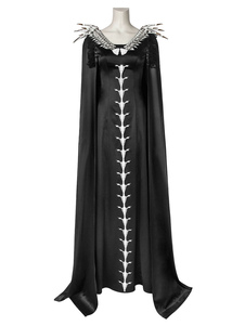 Maleficent 2 Disney traje cosplay dos desenhos animados