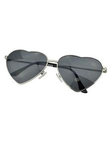Óculos para as mulheres Óculos de praia prata