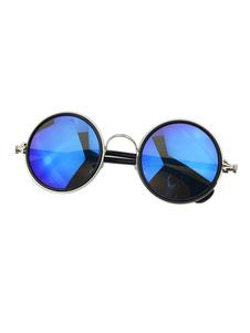 Mulheres Óculos Royal Blue Beach Aro Cheio Óculos de Campo