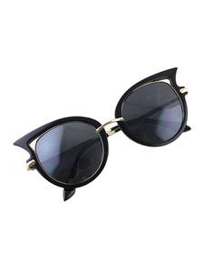 Mulheres Óculos Black Chic Aro Completo Resort Usar Óculos