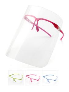 Защитные очки для карантинной защиты от аэрозолей в защитной маске для лица