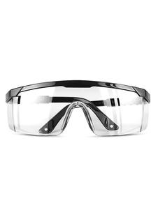 Защитные очки Анти-туман 2.3 мм Толщина линзы Очки Устойчивые к царапинам очки Прозрачные линзы Очки