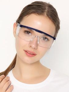 Óculos de segurança Óculos Óculos Óculos de proteção contra poeira resistente a riscos