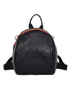 Черные рюкзаки для девочек