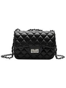 Миниатюрная сумка для девочек через плечо с цепочкой