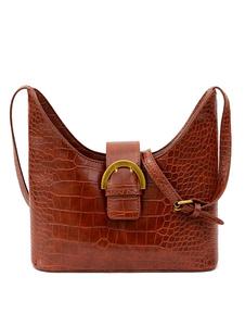 Женская сумка Hobo Сумка через плечо с леопардовым принтом