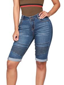 Женские джинсовые шорты Сексуальные джинсовые брюки
