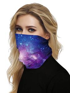Маска для лица Рот Обложка банданы крышки маски Sun Dust Бесшовные Bandanas