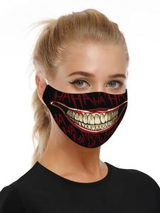 Accesorios de disfraces Máscara Halloween Impresión 3D