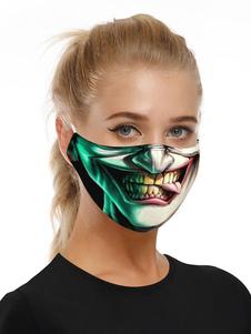 Accesorios para disfraces Máscara Payaso Imprimir