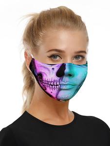 Accesorios de disfraces Máscara 3D Print