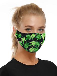 Accesorios para disfraces Máscara Hoja Imprimir