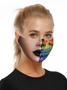 Аксессуары для костюма Маска Хэллоуин 3D Печать