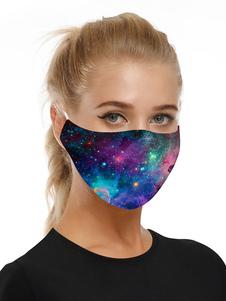 Accesorios para disfraces Máscara Universe 3D Print