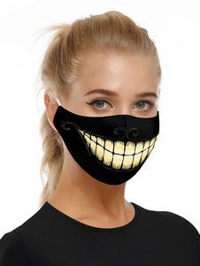 Accesorios para disfraces Máscara Dientes Imprimir