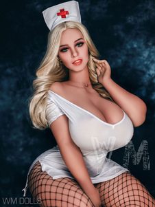 WM Life-like 156cm M Cup TPE Real Love Doll Sex Doll