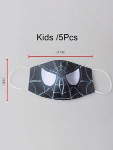 Spiderman mascarilla para niños