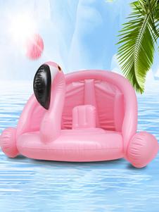 Anillo de natación PVC Animal Iregular Espesar Anillo de natación flotante