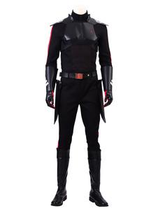 Star Wars Jedi: Fallen Order Cal Kestis Dark Side Cosplay disfraz Halloween