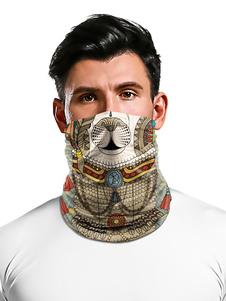 Bandana sin costuras Velo facial Motocicleta Montar motociclista Pesca Tubo exterior Máscara