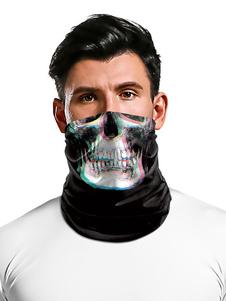 Cubierta de la cara Bandana sin costuras Cráneo Imprimir Call of Duty COD Motocicleta Máscara de tubo al aire libre