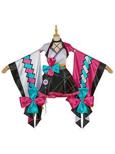 Vocaloid Hatsune Miku 2020 Magical Mirai Cosplay Disfraz