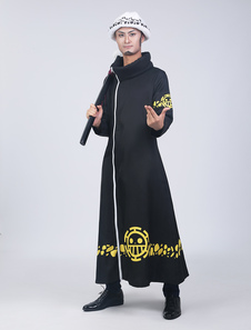 Costume Carnevale Costume Cosplay Halloween 2020 One Piece Trafalgar Law