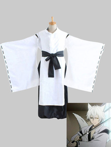 Carnevale Inu × Boku Secret Service Cosplay Miketsukami Soushi Set di Kimono per inversione di cosplay