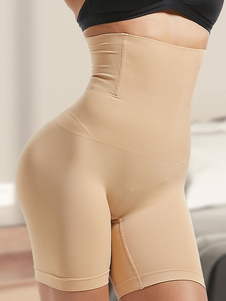 Women High Waist Shapewear Stretched Panties Body Shaper