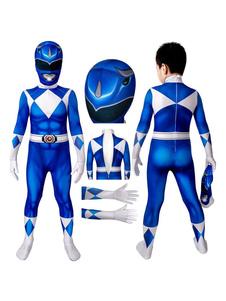 Kyoryu Sentai Zyuranger Dan Cosplay Costume Kids Cosplay Tights