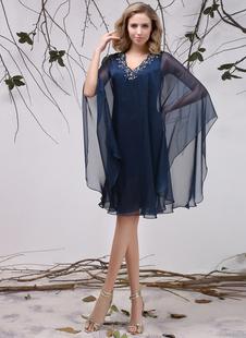Темный флота онлайн шифон мать невесты платье для женщин Milanoo