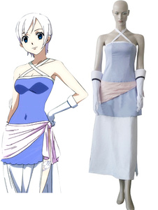 Traje de Fairy Tail adulto Lisanna Cosplay fantasia Halloween