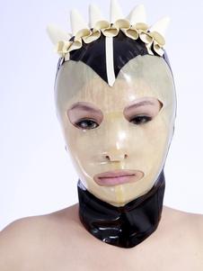 Cor única capa Catsuit Zentai & de bloqueio Halloween