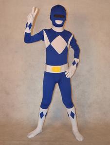 Текущий мульти цвет унисекс Superheros лайкры спандекс стильный многоцветной Зентаи костюмы  Хэллоуин