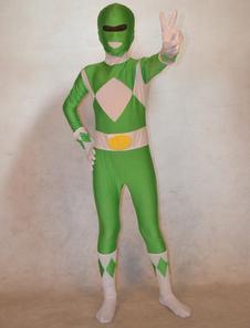 Сладкий мульти цвет унисекс Superheros лайкры спандекс многоцветной Зентаи костюмы  Хэллоуин