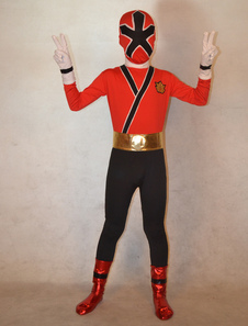 Красивый мульти цвет унисекс Superheros лайкры спандекс многоцветной Зентаи костюмы  Хэллоуин