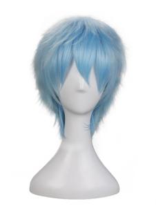 Куроко не баскетбол Куроко Tetsuya косплей парик небесно-голубой  Хэллоуин