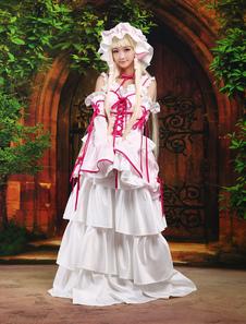 Disfraz Carnaval Traje popular de Chii para cosplay de Chobits Halloween Carnaval