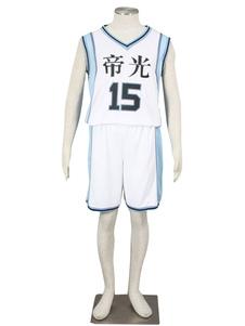 Куроко не баскетбол Куроко Тэцуя косплей костюм  Хэллоуин