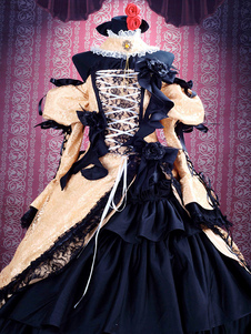 Disfraz Carnaval Traje de Kagamine Rin / Len para cosplay VOCALOID Halloween Carnaval