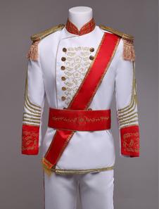 Disfraz Carnaval Conjunto de disfraz de caballero de 4 piezas Halloween Carnaval