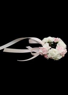 Casamento flores de papel que flor de seda rosa de forma livre de forma incrível