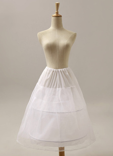 أبيض من الطبقة الثانية جميلة زهرة فتاة زلة الزفاف ثوب نسائي الزفاف