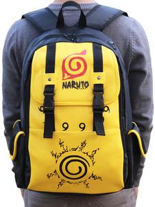 Carnevale Naruto significa Cool PU Leather Anime Bag Halloween